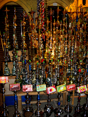 Waterpipe shop
