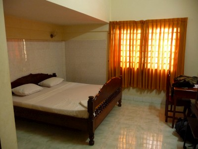 Our swanky room in Siem Reap